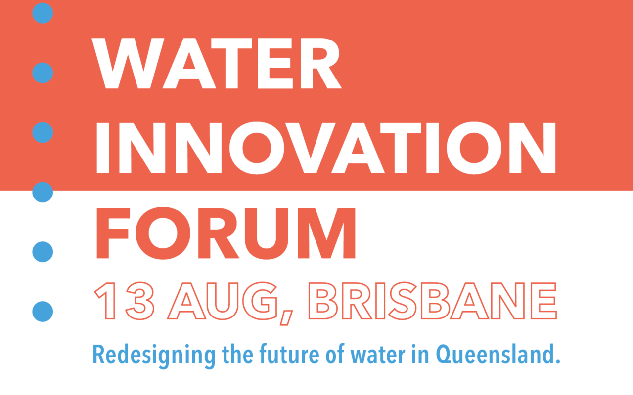 Water Innovation Forum Brisbane 2019 WaterStart