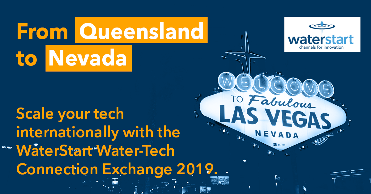 Water Tech Connect Exchange Queensland to Nevada